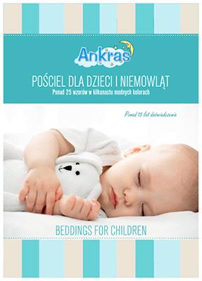 Katalog Ankras - pościel dla dzieci